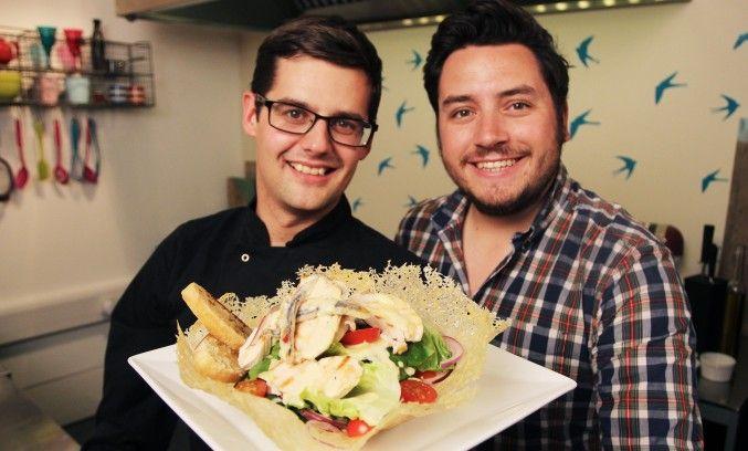 SORTED - Ultimate Caesar Salad
