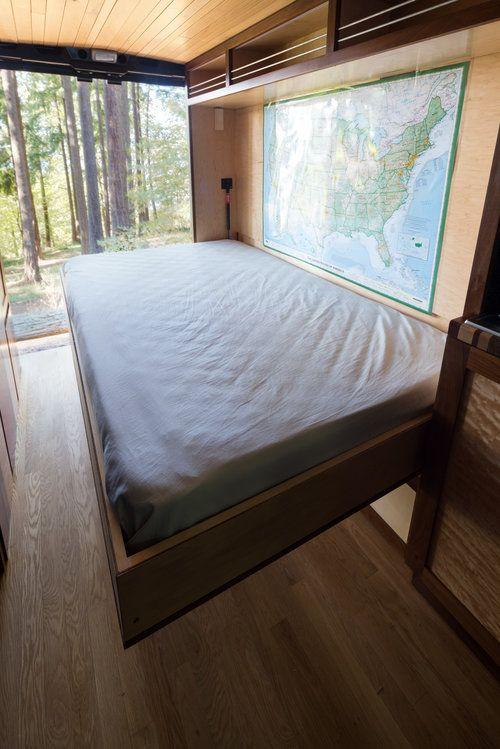 Murphy Bed Camper Van Rydawell Conversions