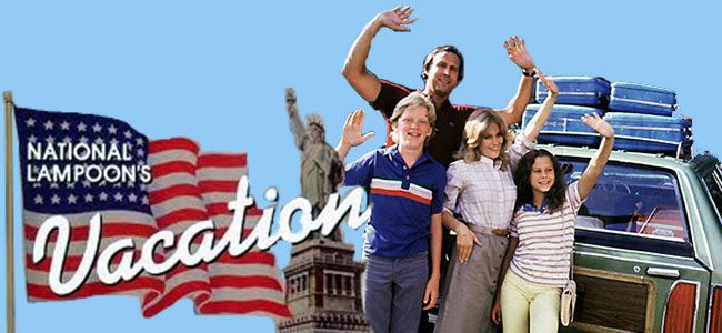 The 80s National Lampoon S Vacation Movies 10 Quot Are