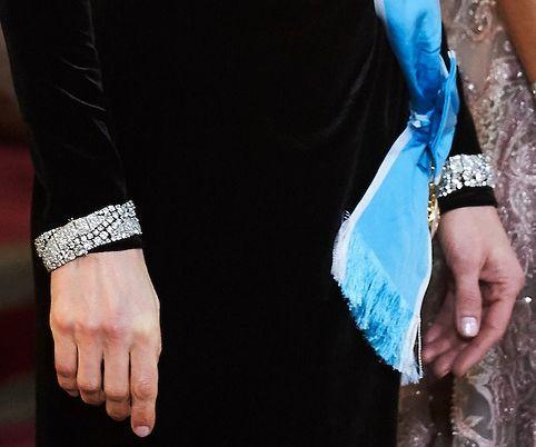 """joyas de pasar"" diamond bracelets"