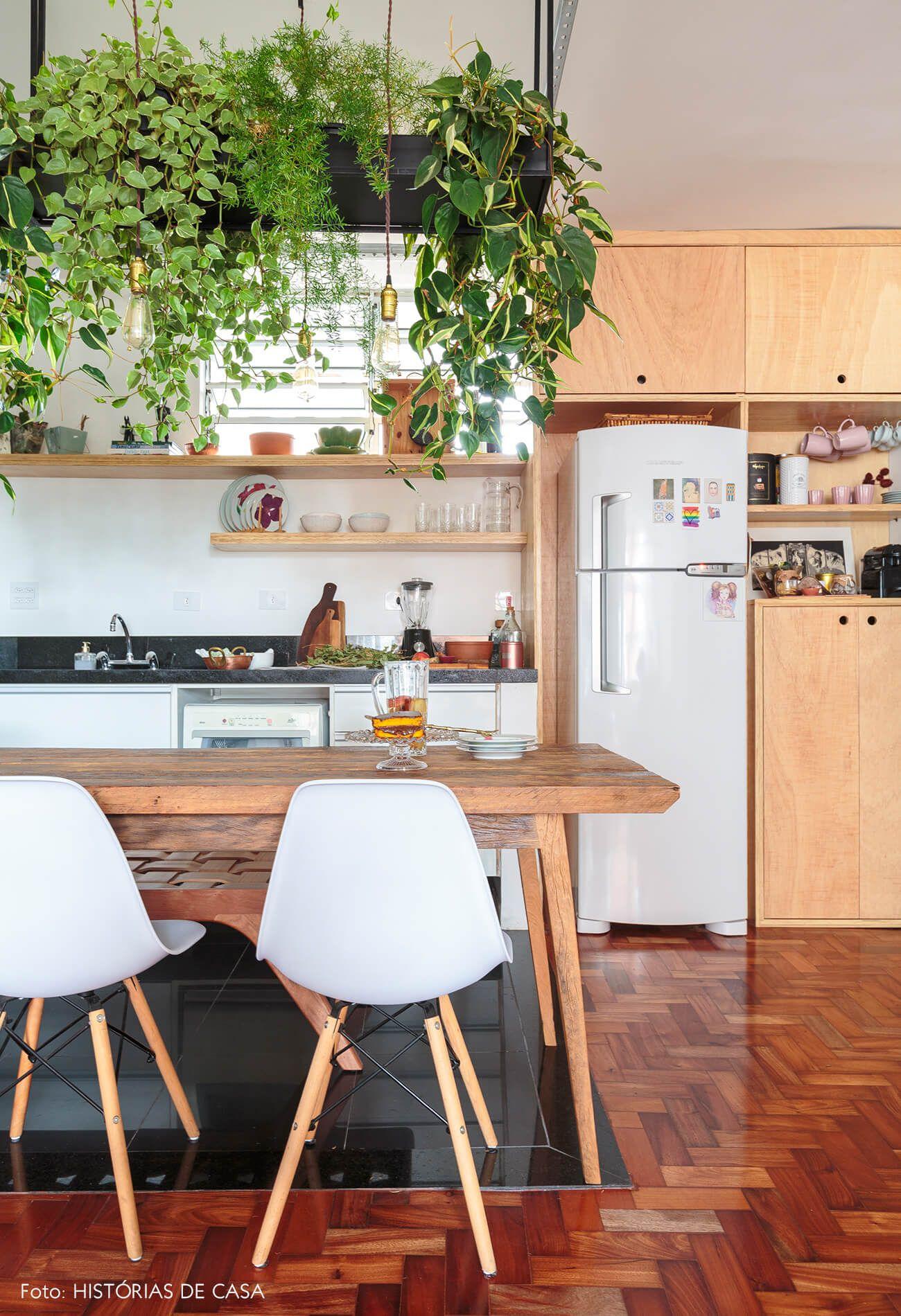 Um Lar Sob Medida Ape Antigo Com Reforma Esperta Sala De Jantar