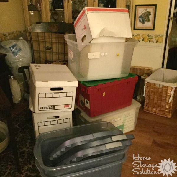 Declutter Storage Containers U0026 Storage Boxes {Mission}