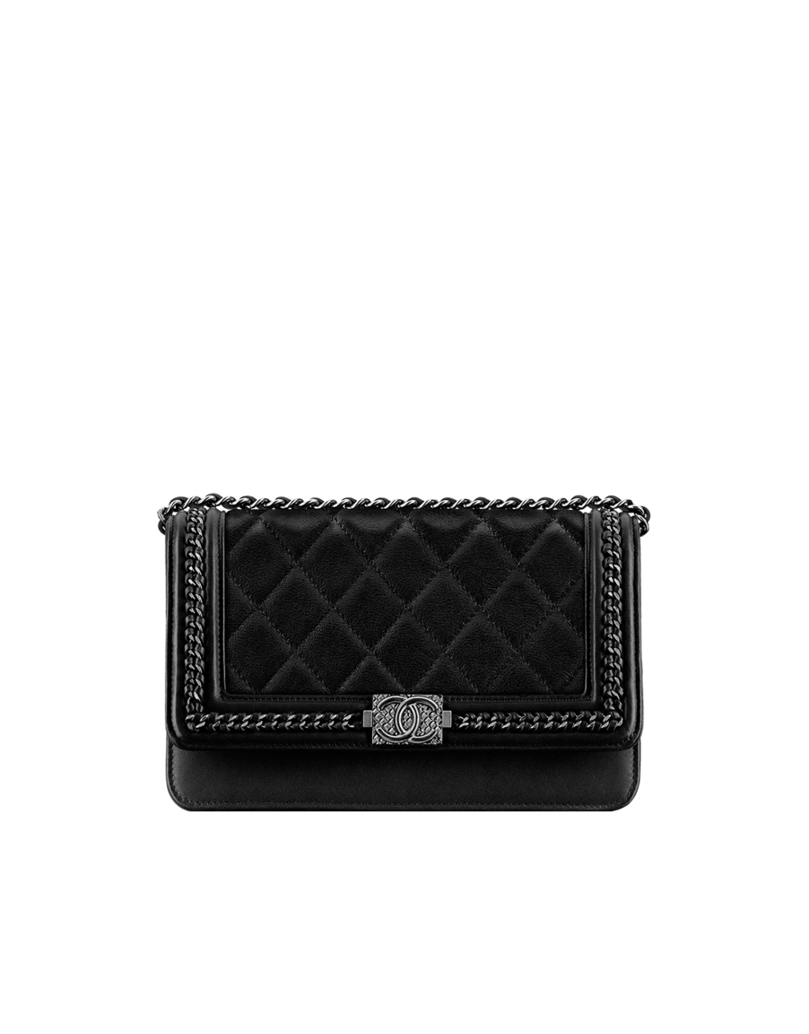 Boy CHANEL Wallet on chain 3a3618d91f32