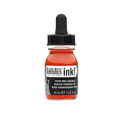 Liquitex Professional Acrylic INK! 1-oz Jar,  Vivid Red O... https://www.amazon.com/dp/B00263ZCYI/ref=cm_sw_r_pi_dp_x_ysMfzbBK28JQS