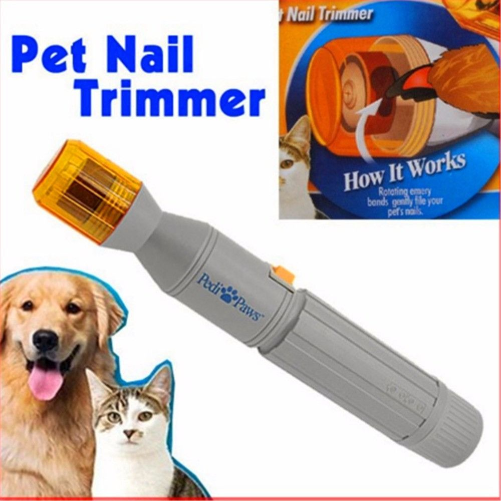Pet nail clipper Painless Pet Dogs Cats Paw Nail Trimmer Cut