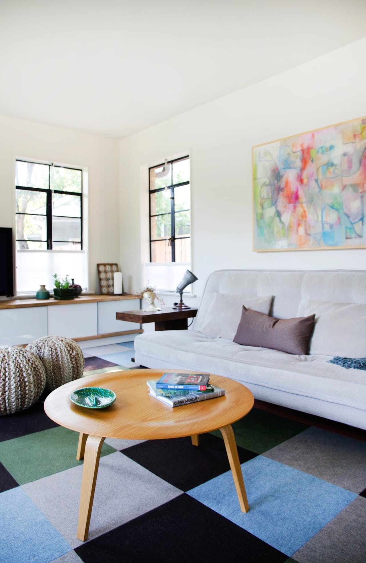 A modern mix in austin modern apartment ideas and house tours