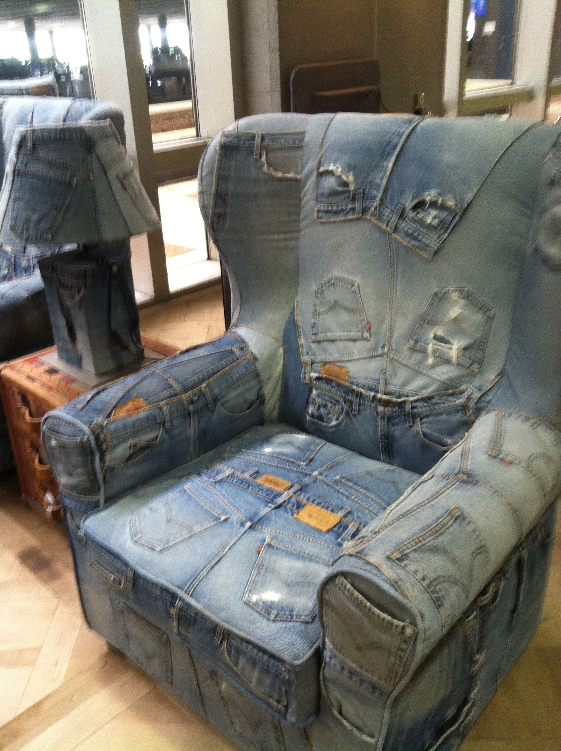 Genial Blue Jean Furniture