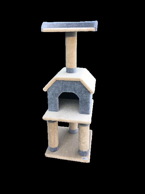 Bono Fido Cat Scratcher Townhouse Scratcher