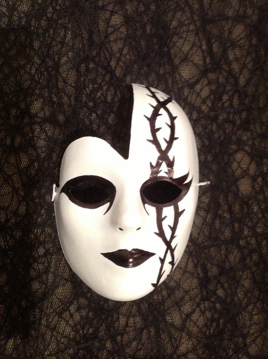 creepy mask random mask design creepy masks scary mask rh pinterest com masquerade mask design ideas masquerade mask design ideas