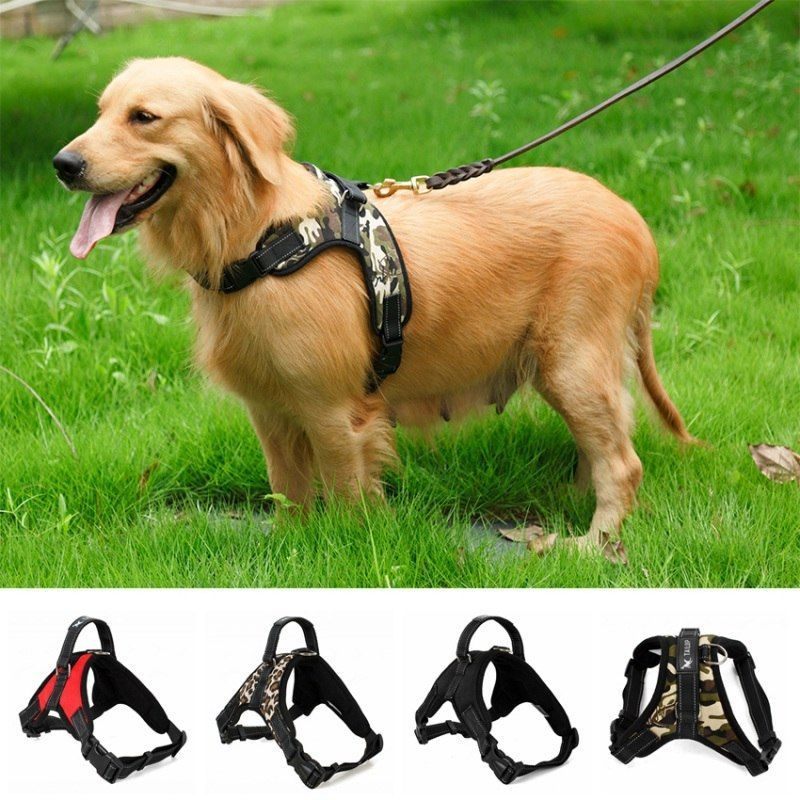 Adjustable Harness Dog Harness Pets Dog Walking