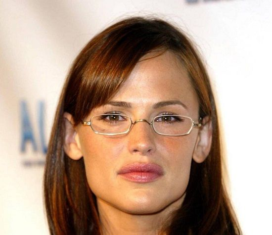 Jennifer Garner Article Quot 7 Celebrities With Bad Vision