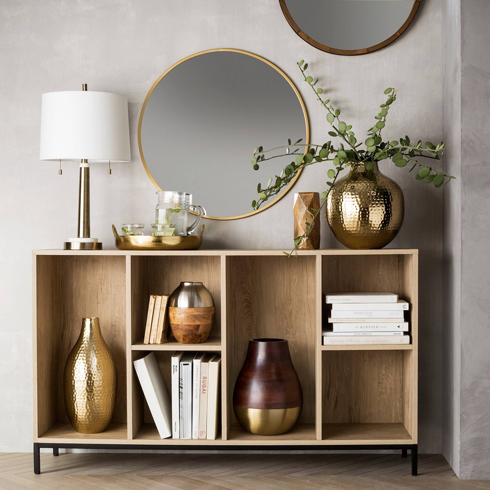 Target Project 62 Decor Wood Wall Mirror Cheap Home Decor