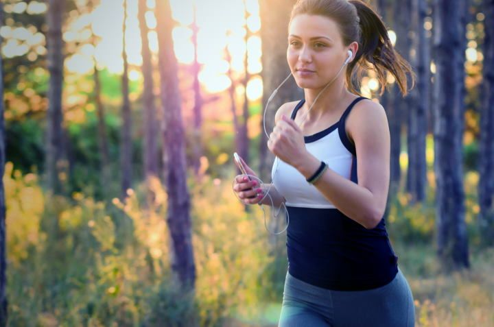 Smartwatches are ideal for monitoring running performance in the short and long-term especially pair...