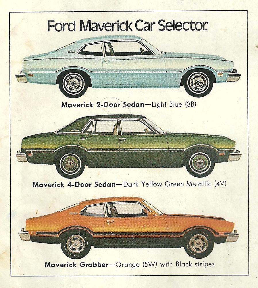 Ford Maverick 1974 Carros E Caminhoes Ford Maverick Carros