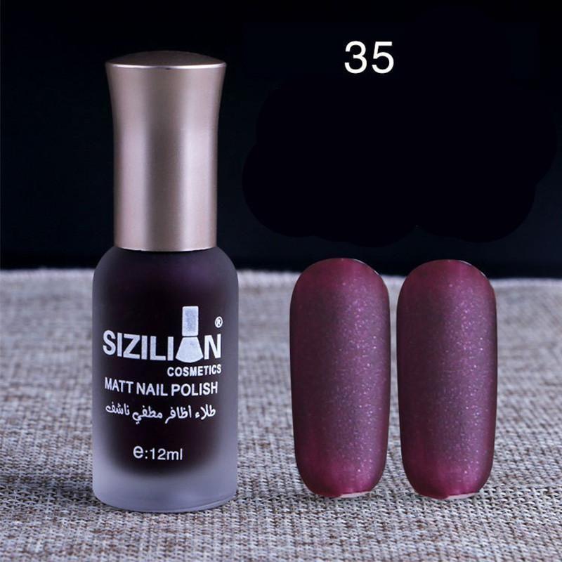 Matte Fast Dry Long-lasting Nail Polish | Nail Polish & Nail Art ...