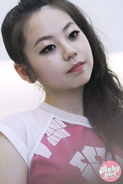 Wonder Girls Sohee Charms Netizens With Her Baby Face Beauty Happy Birthday Sohee Wonder Girl Beauty Face Wonder