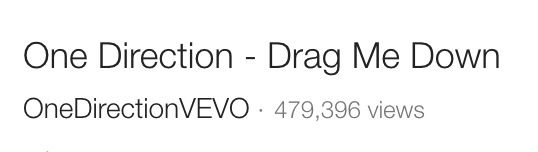 It's been stuck at this many views forever! Do y'all think we broke VEVO?