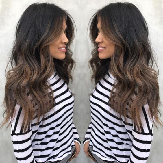 mechas-ombre-para-cabellos-castanos (26) - Beauty and fashion ideas Fashion Trends, Latest Fashion Ideas and Style Tips