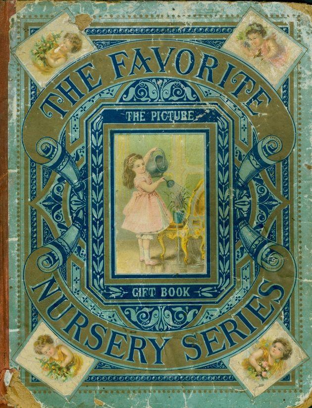 The Favorite Nursery Series 1878