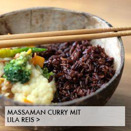 Lila Reis und mehr neue Reissorten!