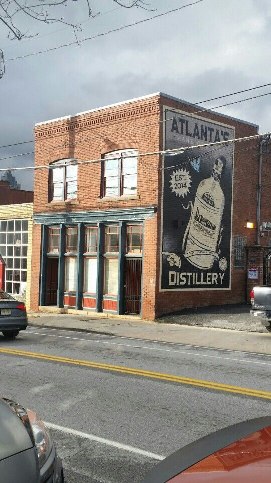 Old 4th Distillery in Atlanta, GA