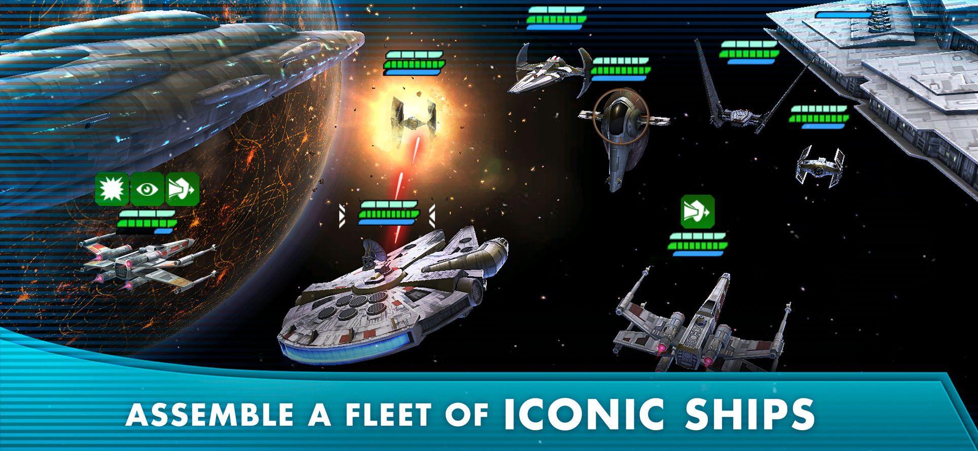 "Star Warsâ""? Galaxy of Heroes GamesArtsStrategyPlaying"