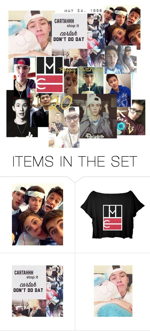 """""""Happy Birthday Carter!"""" by doyougotabae17 ❤ liked on Polyvore featuring art"""