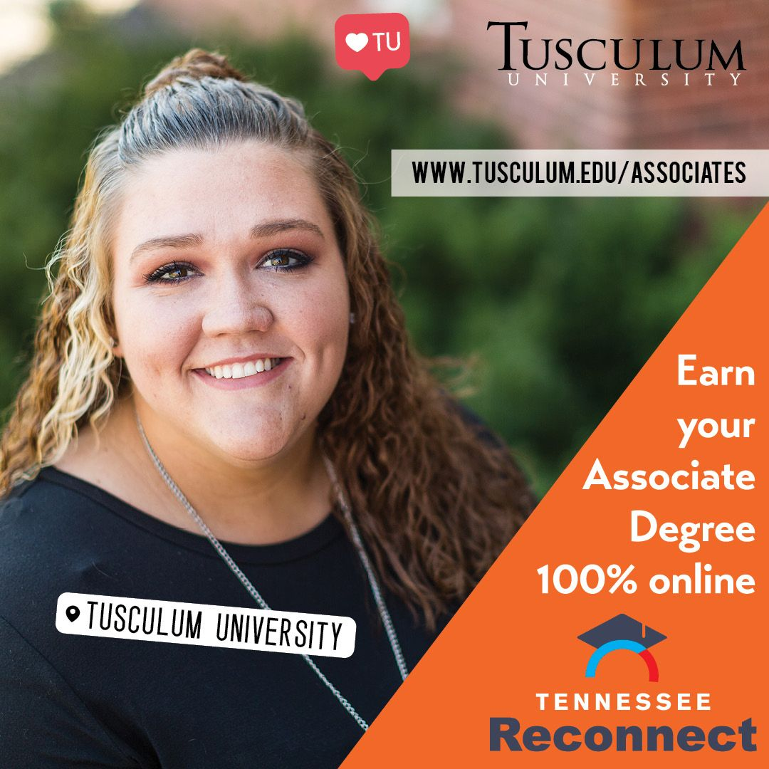 Associate of arts in general studies at tusculum college