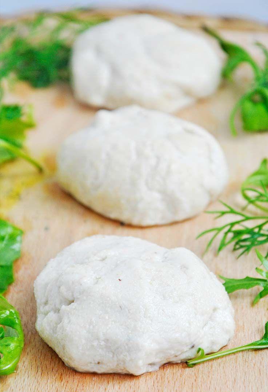 Vegan Mozzarella Recipe How To Make Vegan Mozzarella That Melts Recipe Vegan Cheese Recipes Vegan Dishes Vegan Cheese