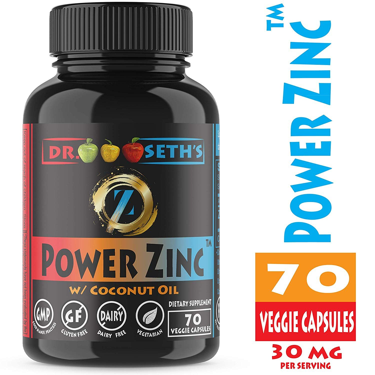 Premium Zinc Supplement In Organic Sunflower Oil And Coconut Oil Find Out More About The Great Product At The Im In 2020 Zinc Supplements Supplements Zinc Picolinate