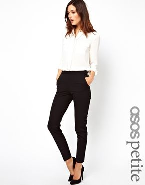 skinny black pants work appropriate - Pi Pants