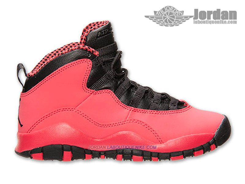 Nike Air Jordan 10/X Retro Text GS 2013 - \