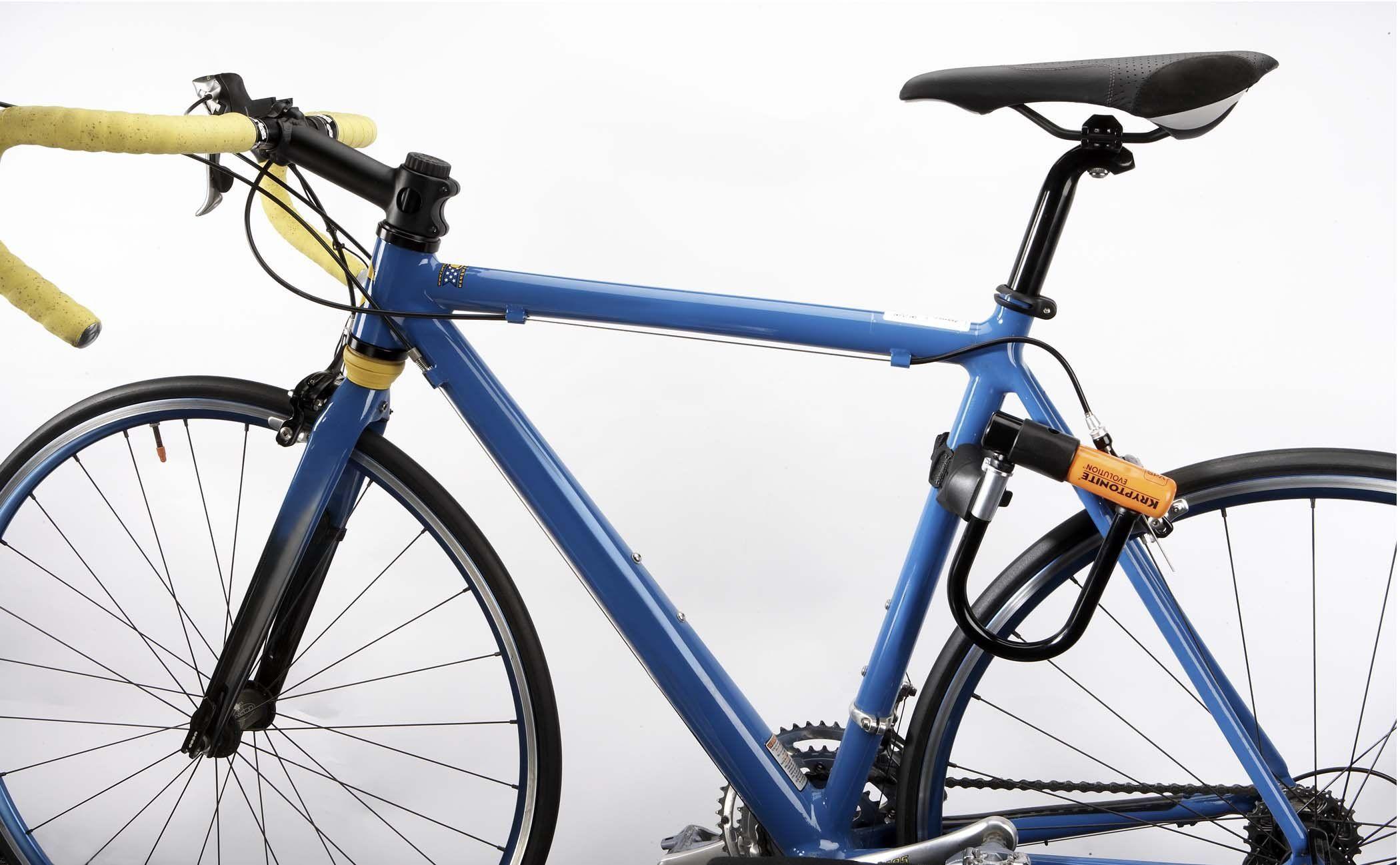 Kryptonite Kryptolok Series 2 Mini7 Heavy Duty Bicycle U Lock Bike