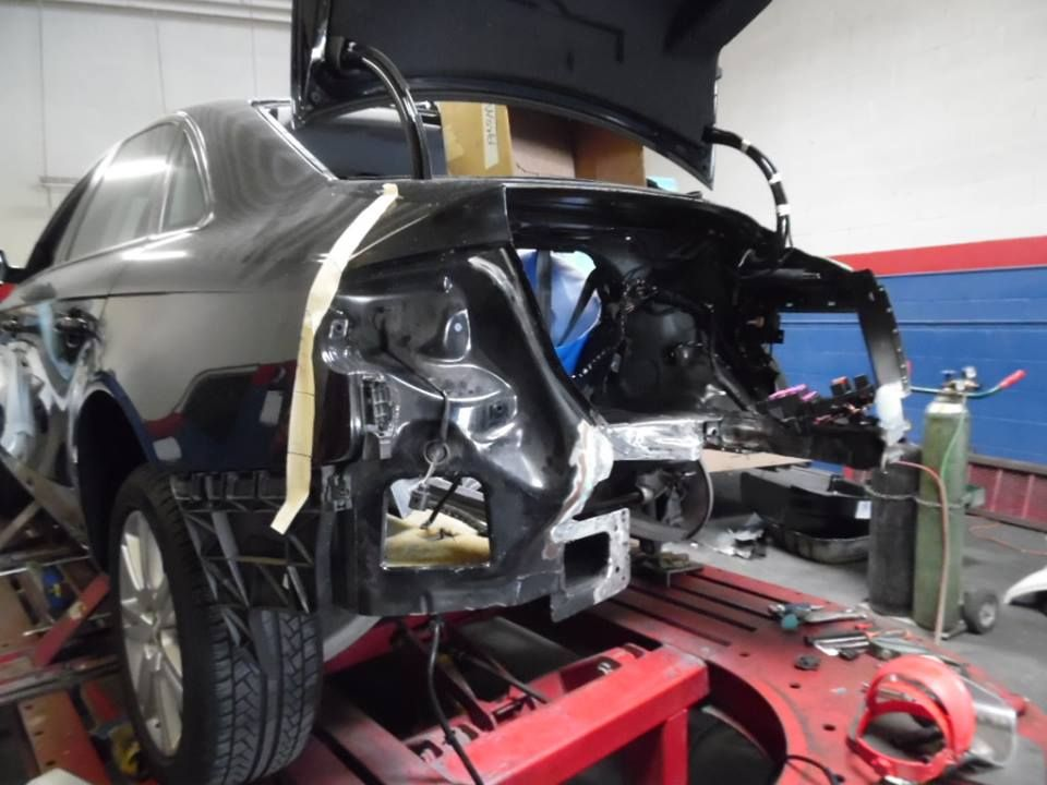 Thank You For Choosing Worldautobody Shop In Los Angeles As Your