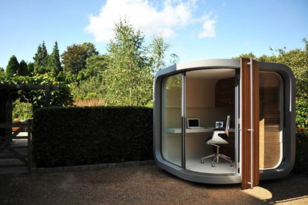 Así da gusto trabajar: 10 ideas fascinantes para instalar tu oficina en casa