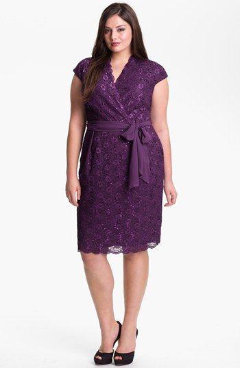 Nordstrom evening plus size dresses