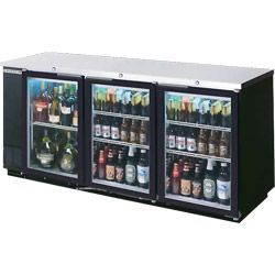 Commercial Bar Refrigerators Beverage Air Refrigerator Kegworks Bar Refrigerator Glass Door Glass Door Refrigerator