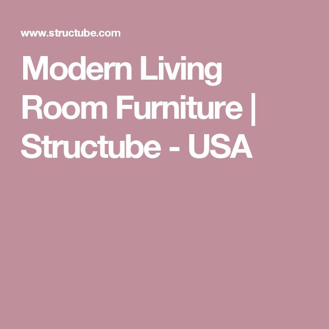 Modern Living Room Furniture   Structube - USA   Dasse Digs ...