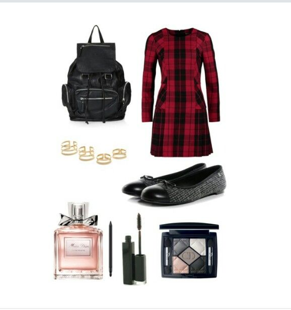 I love creating things on Polyvore.