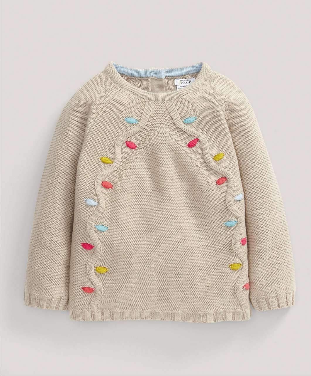Jumpers & Cardigans Clothes, Shoes & Accessories Mamas And Papas Baby Girl Jumper