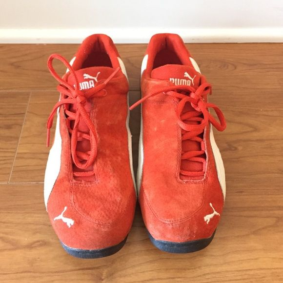 Puma Ferrari sneakers Shows signs of wear 5f10444ce