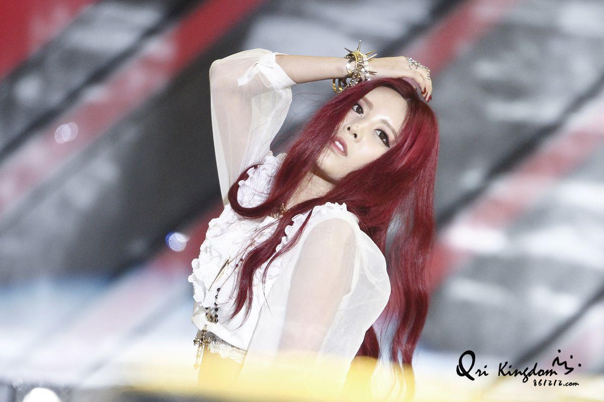 Qri Number 9 live | T-ara Qri | How to speak korean ...