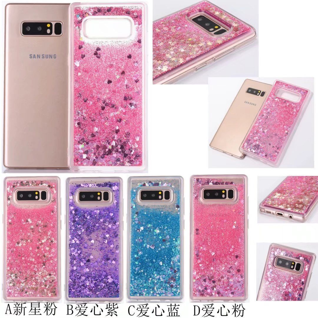 3 99aud For Samsung Galaxy Note 8 Quicksand Liquid Glitter Bling Soft Phone Case Cover Ebay Electronics Silicone Phone Case Case Samsung Galaxy Note 8