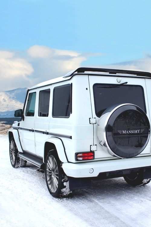 Black On White Mercedez G Class Amg Jeep Suv Mercedes Benz Cars