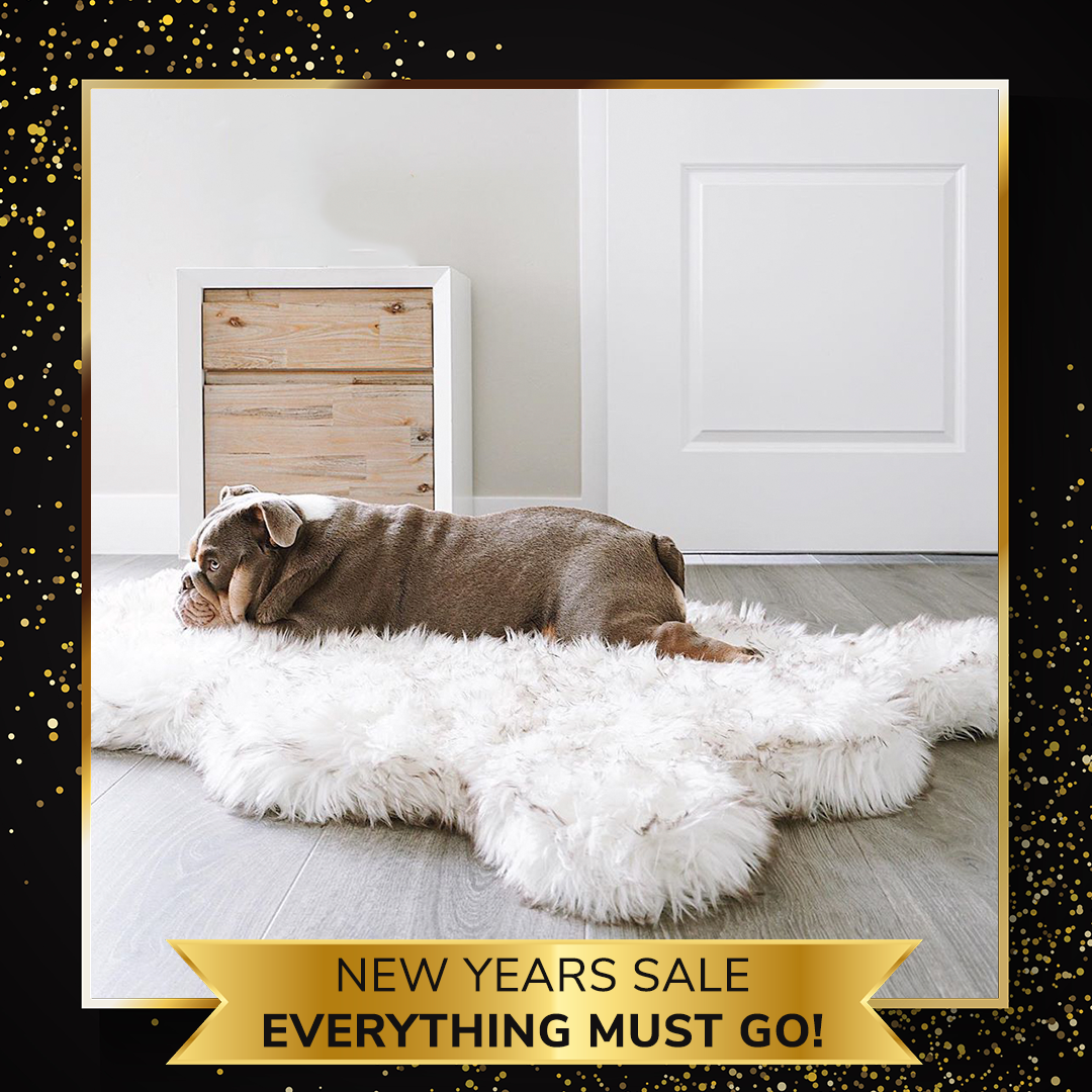 New Year Sale Everything Must Go In 2020 Dog Bed Faux Fur Dog Beds Orthopedic Dog Bed