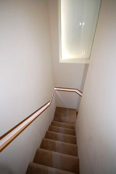 Best Banisters Inset Google Search Modern Stairs Timber 400 x 300