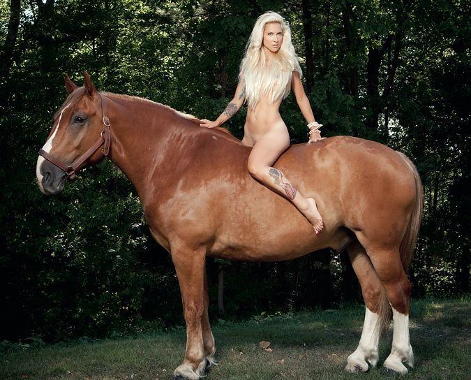 Stallion And Teen Sex 76