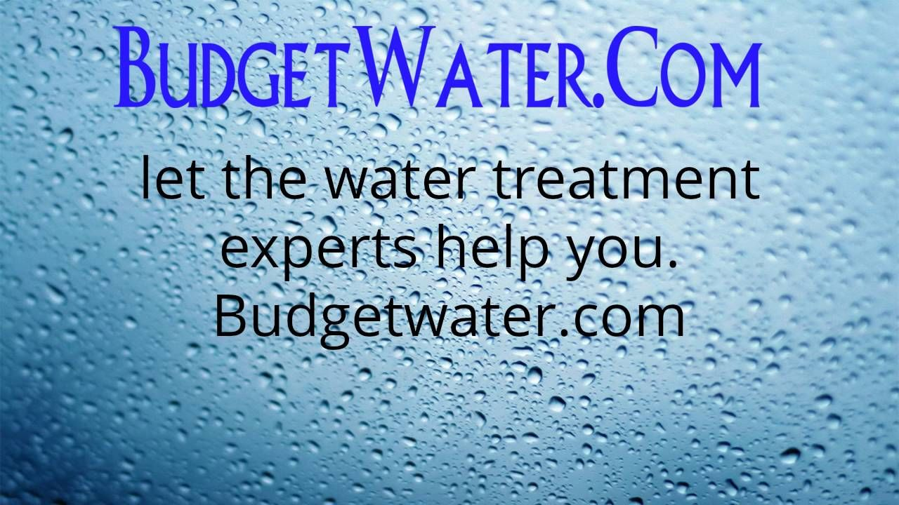 Water Smells Like Rotten Eggs Water treatment system