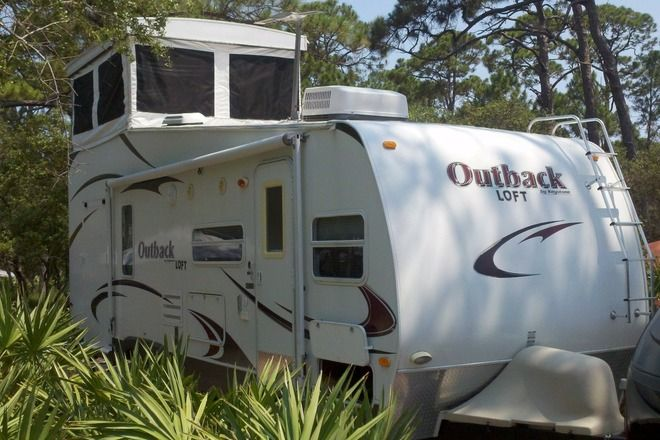 Dream Loft Rv Al Panama City Beach Fl