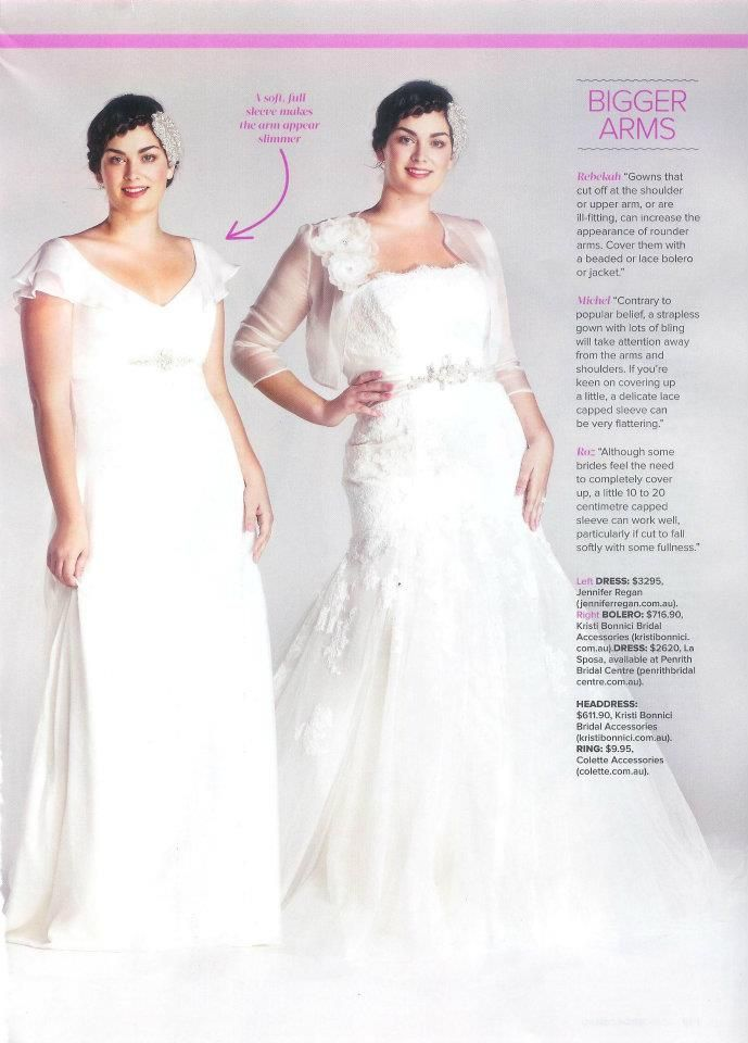Cosmo Real Bride Wedding Gown Tips For Girls With Bigger Arms Bride Wedding Bride Wedding Inspiration